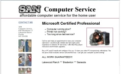 SAN Computer Service