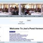Joe's Pond Vermont